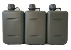 X3 South African 2l Military Water Canteen With O-ring Seal Bpa Free