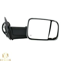 Right Side Power Heated Mirror For 13-18 Ram 1500 2500 3500 2019 Classic