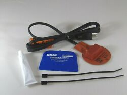 Zerostart 3400031 Silicone Pad Heater 120 Volts 125 Watts With Thermostat