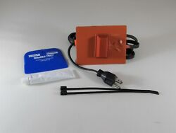 Zerostart 3400033 Silicone Pad Heater 120 Volts 250 Watts With Thermostat