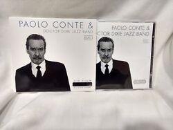 Rare Paolo Conte And Doctor Dixie Jazz Band Amici 2001 Tim Cz    Cd4939