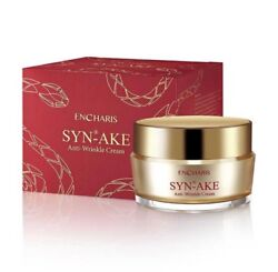 ENCHARIS SYN-AKE Anti-Wrinkle Cream Phenomenal Novelty Offers 5 IN 1 Miracle 50g