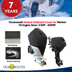 Oceansouth Vented Running Covers For Mariner Outboards