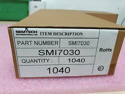 Lot Of Semtech Smi7030 Electronic Component Rf Transceiver