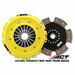 ACT ZX4-HDR6 6 Pad Clutch Pressure Plate for 2007-13 Mazda Mazdaspeed 3 6