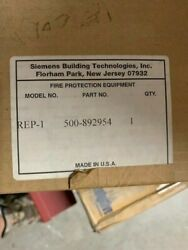 New/sealed Siemens Rep-1 Network Repeater Card 1 Yr Prot. Plan, Free Shipping