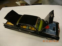 Toy Cadillac 1961 Large Over 16 Model Fleetwood Sixty Special Japan By Sssandnbsp