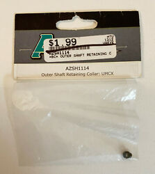 Ares Rc Parts Md 500d Outer Shaft Retaining Collar Azsh1114