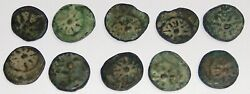 Lot Of 10 Coins The Poor Widowand039s Mite Coin Alexander Yannai Lot No3