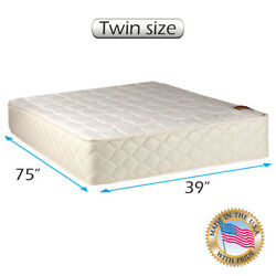 Grandeur Deluxe Double-Sided Mattress Only with Mattress Protector FREE SHIPPING