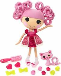 Brand New Mga Lalaloopsy Silly Hair Doll Jewel Sparkles Sew Magical.. Sew Cute..