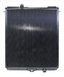 24737 New All Aluminum Replacement 12469365 Radiator For Turbo Humvee Hmmwv