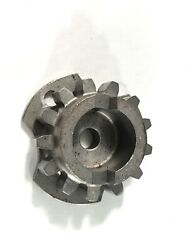 Lycoming Crankshaft Gear Airboat