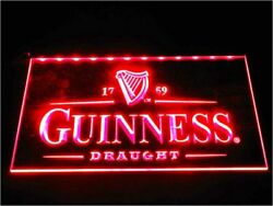 Vintage Guinness Harp Beer Led Neon Sign Light Lamp With Switch 16 Epacket Ship