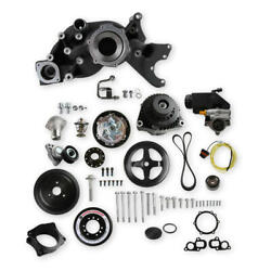 Holley Accessory Drive Component Mount Set 20-201bk