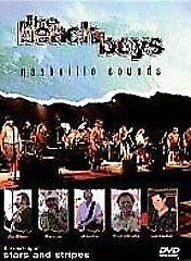 The Beach Boys Nashville Sounds Making Of Stars And Stripes 1998 Dvd Disc Only V1