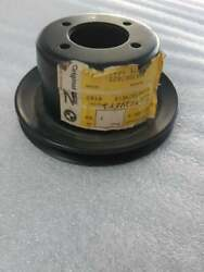 Bmw Original New Pulley E30 E28 518i From 4/82 D=134mm 11511274597