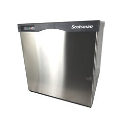 Scotsman N0422w-1a Nugget Icemaker Ice Machine, Water Cooled, 455lbs. Production