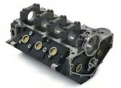 New Chevrolet Gm Performance 454 Engine Block. 4 Bolt Main Ready To Assemble 496