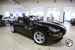 2002 BMW Z8 Z8 2dr Roadster 2002 BMW Z8 2 Owner BlackBlack Hardtop 11K Miles Pristine Collectible!!!!