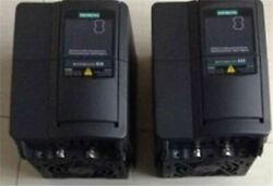 Used 1pc Siemens 6se6420-2uc25-5ca1 5.5kw 220v Tested Oi