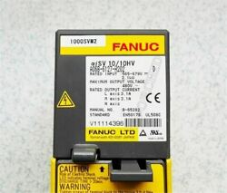 Used 1pc Fanuc A06b-6127-h202 Good Condition Wc