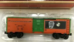 Lionel Trains Halloween Themed Transylvania Sound Boxcar Rip 1031 In Wrong Box