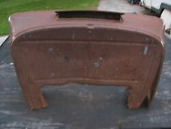 Antique Auto Front Cowl-buick-nash-hot Rod-home-shop-bar-tavern-wall Art-collect