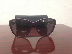 Authentic Marc Jacobs Oversized Sunglasses w Case - NWT