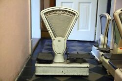 Rare Vintage Balance Wiesner Shop Scales Made In Czech