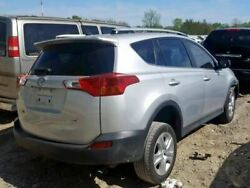 Driver Rear Suspension Without Crossmember FWD Fits 10-18 RAV4 1370422