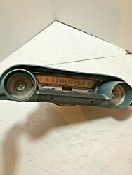 1963-1964 Ford Galaxie 500 500 Xl Instrument Cluster Housing Assy