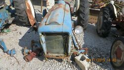 Ford 2000 4 Cyl Tractor Hood Will Fit 600601801 4000 But Not Original For Th