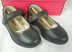 Nina New York Toddler Mary Jane Style Brown Dress Shoes – Size 7.5 – New In Box