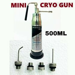 Mini Cryo Can Cryo System- Empty Cryo Can With Different Probes