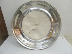 4 1962-65 Rambler Classic/american W/heavy Duty Wheels Kromweel Trim Rings