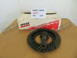 121777 Eaton - Spicer Gear Set. New. Fits 21065 5.29 Ratio 19055s Gm 15585246