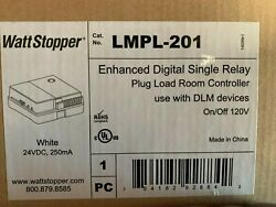 Watt Stopper Lmpl-201 Load Controller For Dlm Systems Relay 120v 20a White