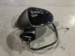 Bentley Continental GTC 06-11 Right Side View Mirror Passenger OEM 07 08 09 10 2