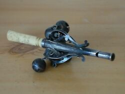 Rare Antique 19th C. German Solid Silver Baby Rattle Bells Whistle Maker Signed