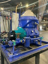 Alfa Laval Self Cleaning Centrifuge - MAPX-210