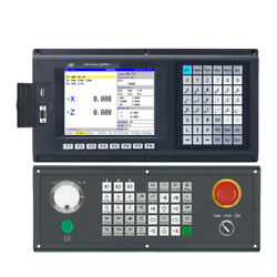 Powerful 3 Axis Updated Lathe And Turnning Cnc Controller With New English Control