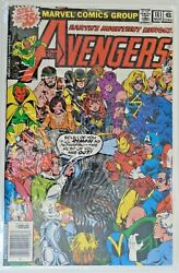 Avengers 181-185 5 Books With Free Shipping