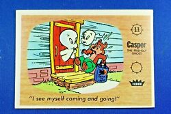 1960 Fleer Casper - 11 I See Myself Coming And Going - Ex Condition