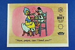 1960 Fleer Casper - 23 Now, Papa, Can I Feed You - Ex++ Condition