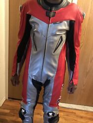Mv Agusta Racing Suit 'ago' With Gloves