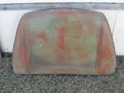 Vintage 1958-59 Oem Take-off Chevrolet Coe Truck Hood-parts-collect-restore-rare