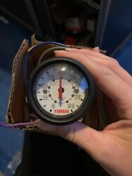 Brand New Discontinued 1998 Yamaha Exciter Twin Tachometer