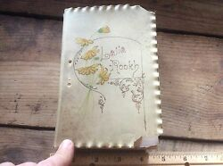 Vintage / Antique Hardcover Book Lalla Rookh Thomas Moore 1815 Stunning