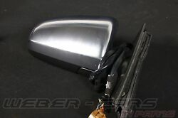 Audi S4 A4 8e B7 Chrome Exterior Mirror Right Anklappbar Dimming Wing